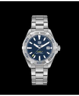 Reloj Tag Heuer Aquaracer Calibre 5 Azul