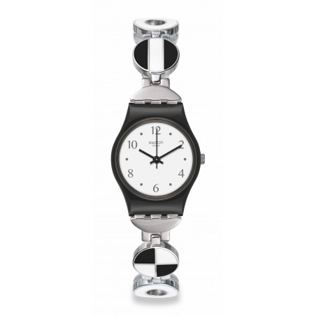 Reloj Swatch Blackiniere LB185G