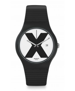 Reloj Swatch XX-Rated Negro SUOB402