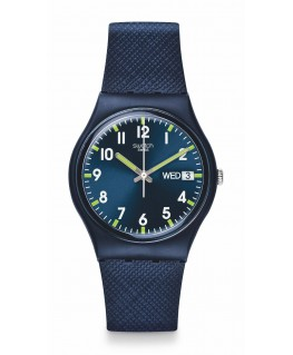 Reloj Swatch Sir Blue GN718