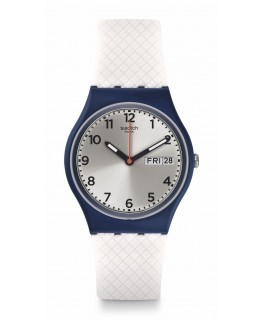 Reloj Swatch White Delight GN720