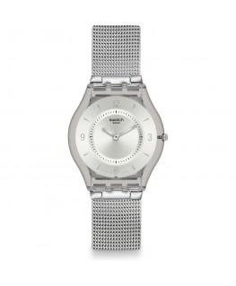 Reloj Swatch Metal Knit SFM118M