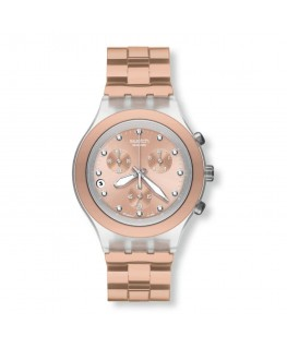 Reloj Swatch Full Blooded Caramel SVCK4047