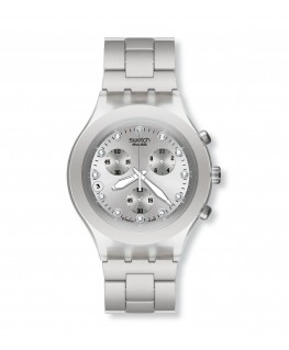 Reloj Swatch Full Blooded Silver SVCK4038