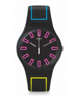 Reloj Swatch Around The Strap SUOB146