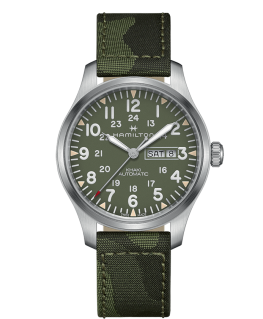 Khaki Field Day Date Auto...