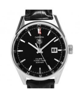 Reloj Tag Heuer Carrera Calibre 7 Twin Time