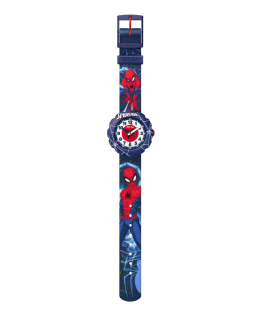 Reloj Flik Flak Spiderman In Action FLSP012