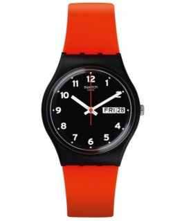Reloj Swatch Red Grin GB754