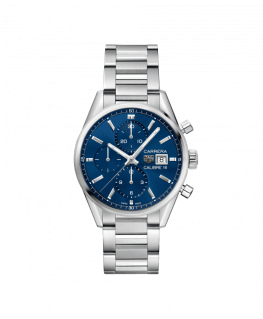 Reloj Tag Heuer Carrera Calibre 16 41mm Azul