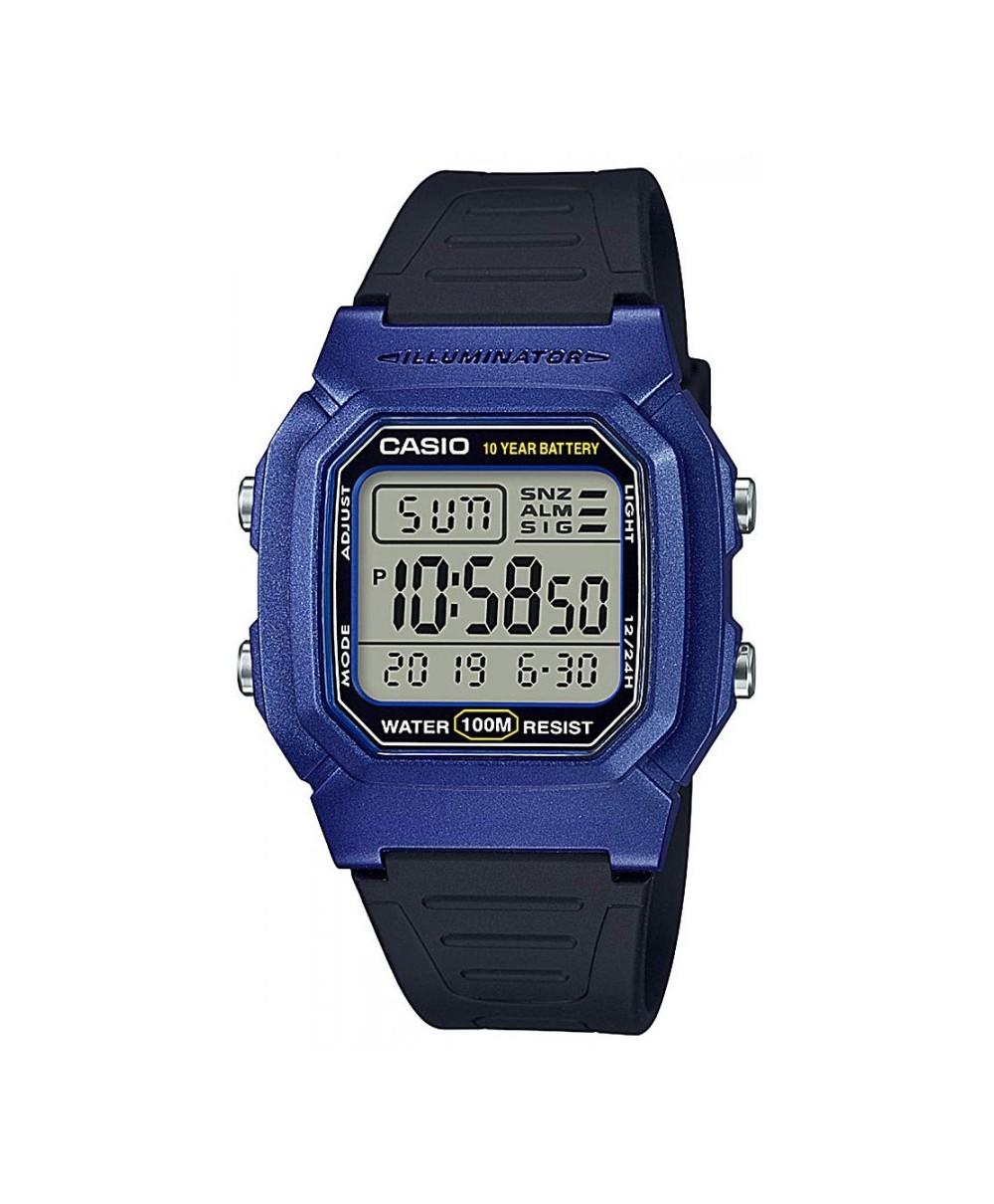 Reloj Casio W-800HM-2A