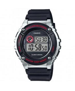 Reloj Casio W-216H-1C