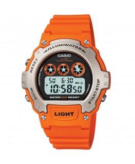 Reloj Casio W-214H-4AVEF