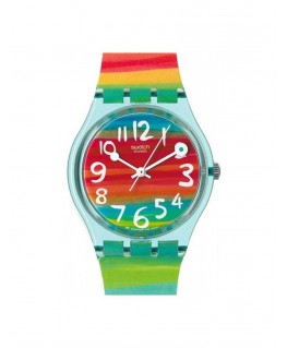 Reloj Swatch Color the Sky GS124