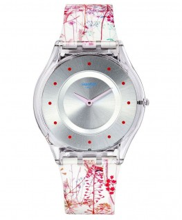 Reloj Swatch Jardin Fleuri SFE102