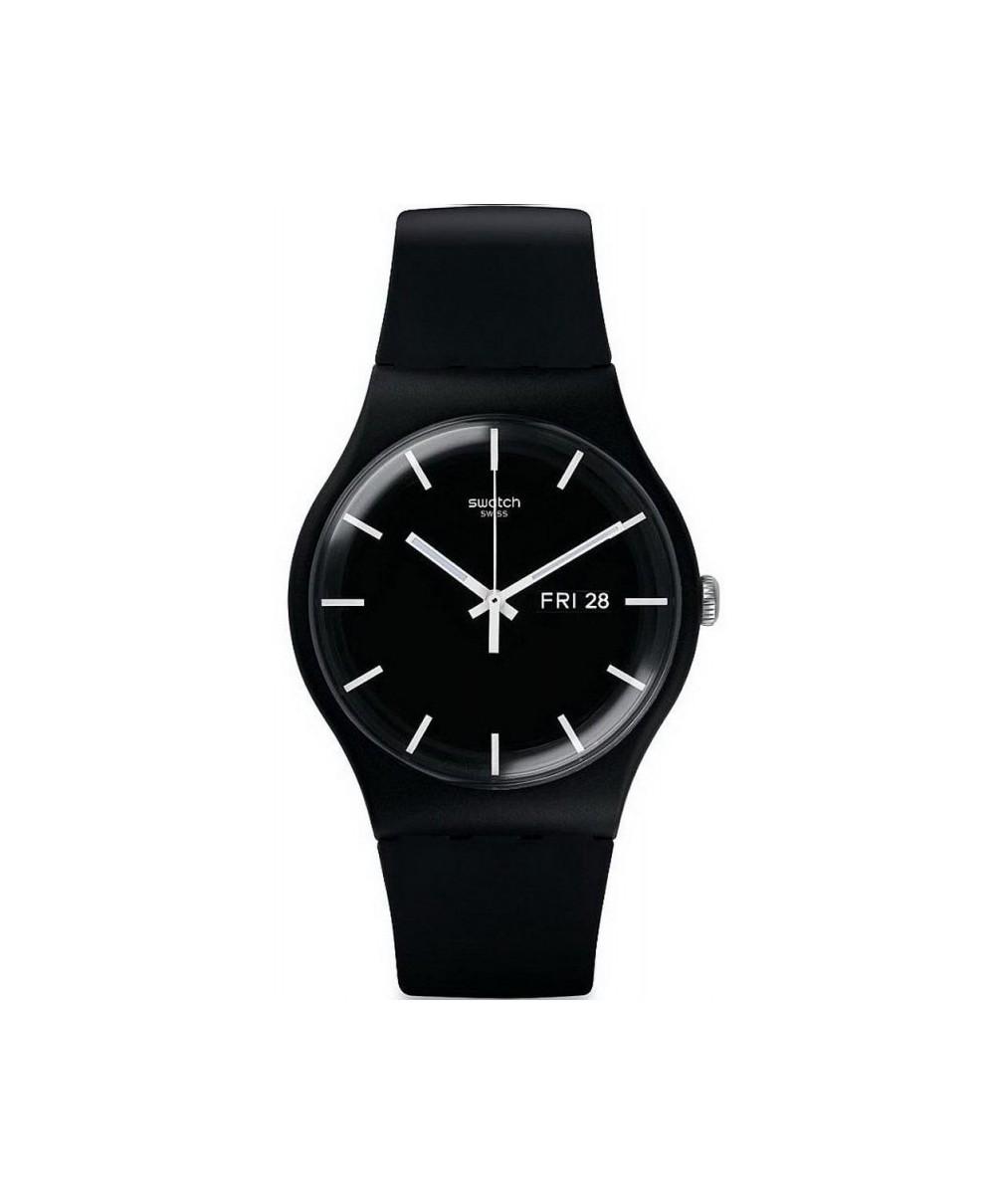 Reloj Swatch Mono Black SUOB720
