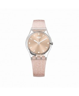 Reloj Swatch Pinkindescent Too LK354D