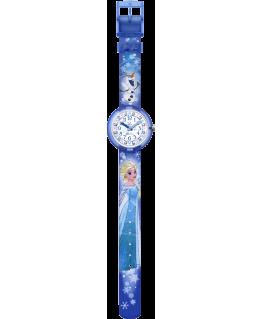 Reloj Flik Flak Disney Frozen Elsa & Olaf FLNP023