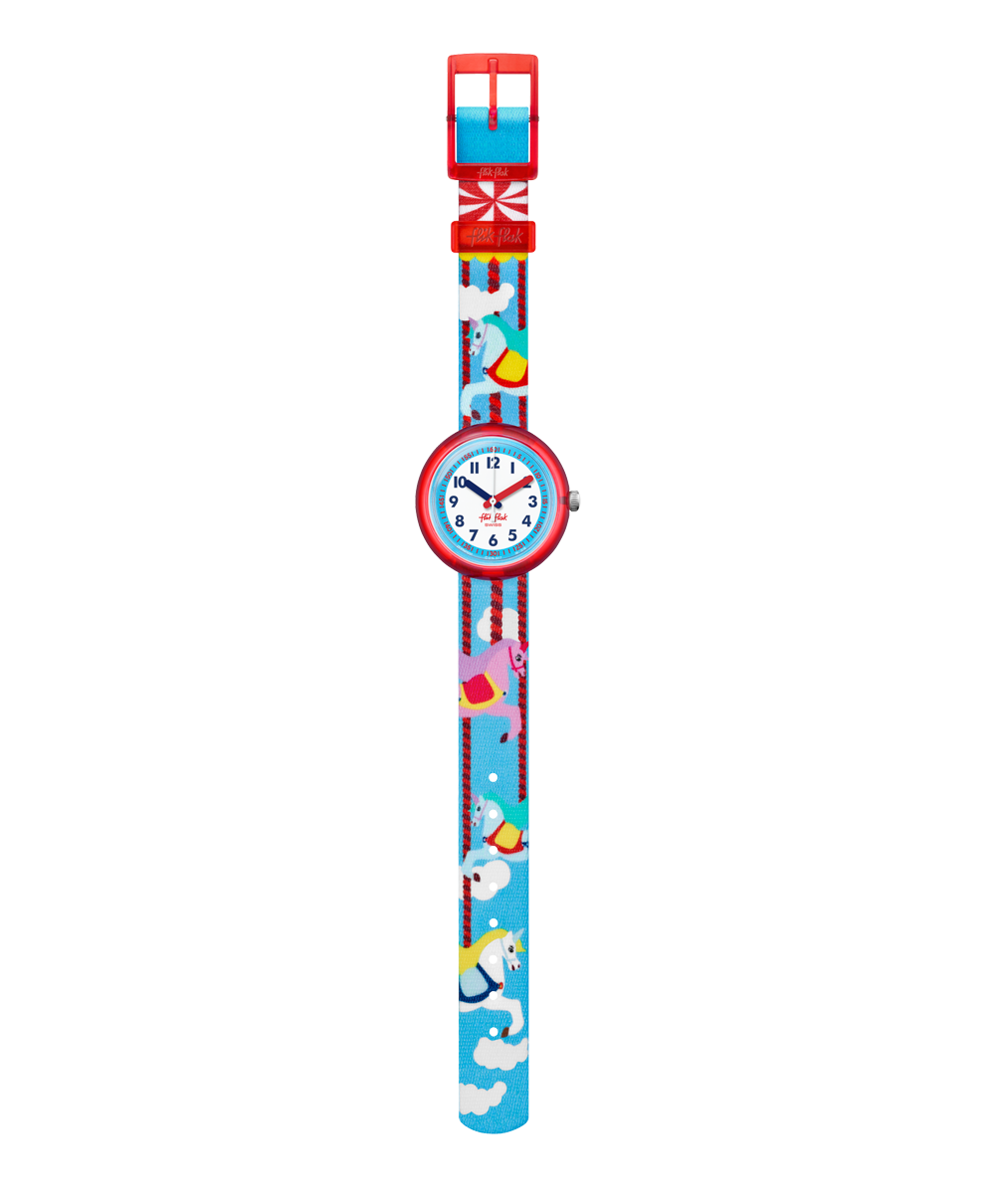 Reloj Flik Flak Mary Go Around FPNP031