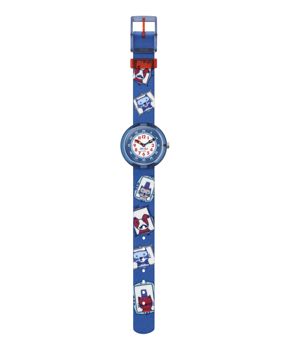 Reloj Flik Flak Framous Pets FBNP101