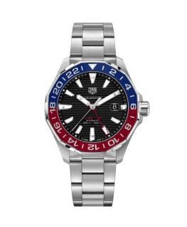 Reloj Tag Heuer Aquaracer Calibre 7 GMT WAY201F.BA0927