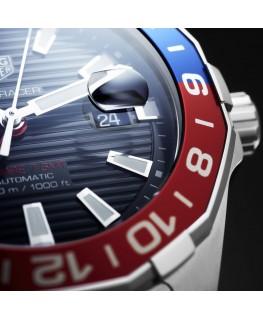 Reloj Tag Heuer Aquaracer Calibre 7 GMT WAY201F.BA0927