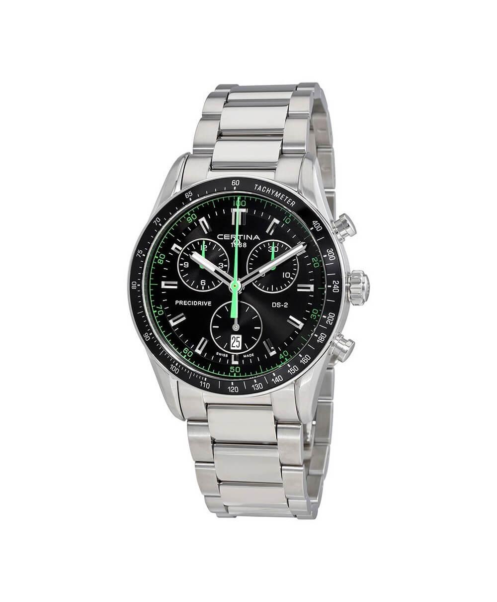 Reloj Certina Ds-2 Chronograph 1/100 Sec