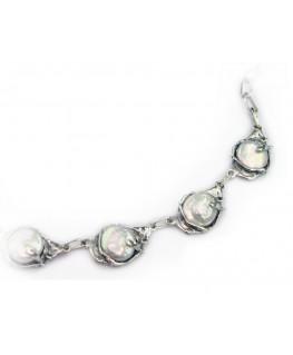 Gargantilla Jalowi de Perlas de La Perionda
