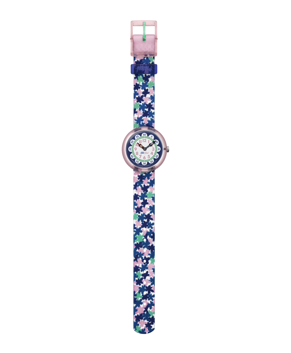 Reloj Flik Flak London Flower FBNP080