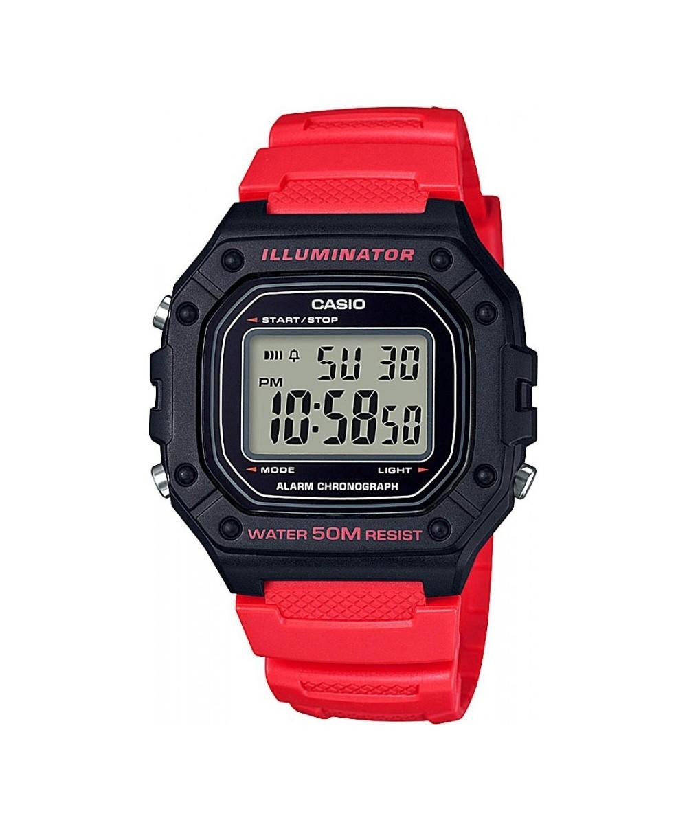 Reloj Casio W-218H-4B