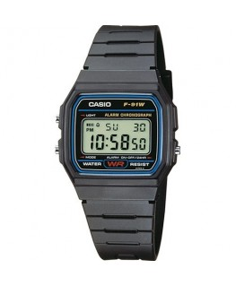 Reloj Casio F-91W-1