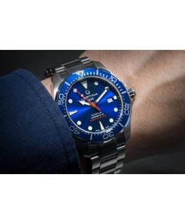Reloj Certina Ds Action Diver Powermatic 80 Azul