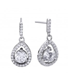 Pendientes Plata Pretty Jewels de Duran Exquse