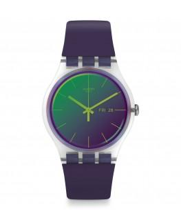 Reloj Swatch Polapurple SUOK712