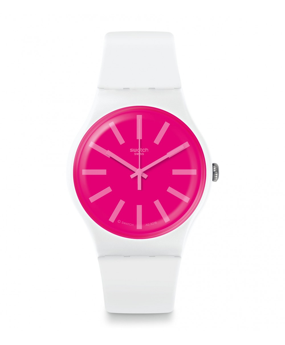 Reloj Swatch Strawbeon SUOW162