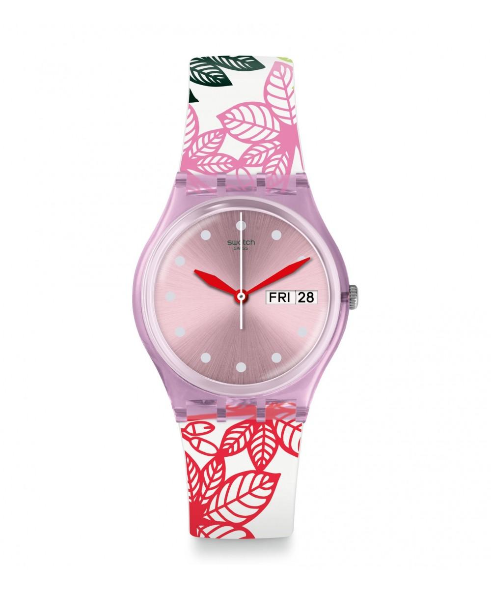 Reloj Swatch Summer Leaves GP702
