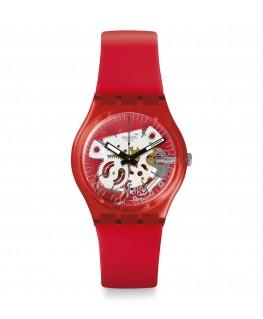 Reloj Swatch Rosso Bianco GR178