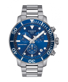 Reloj Tissot Seastar 1000 Chronograph Azul