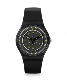 Reloj Swatch Più Nero SUOB157