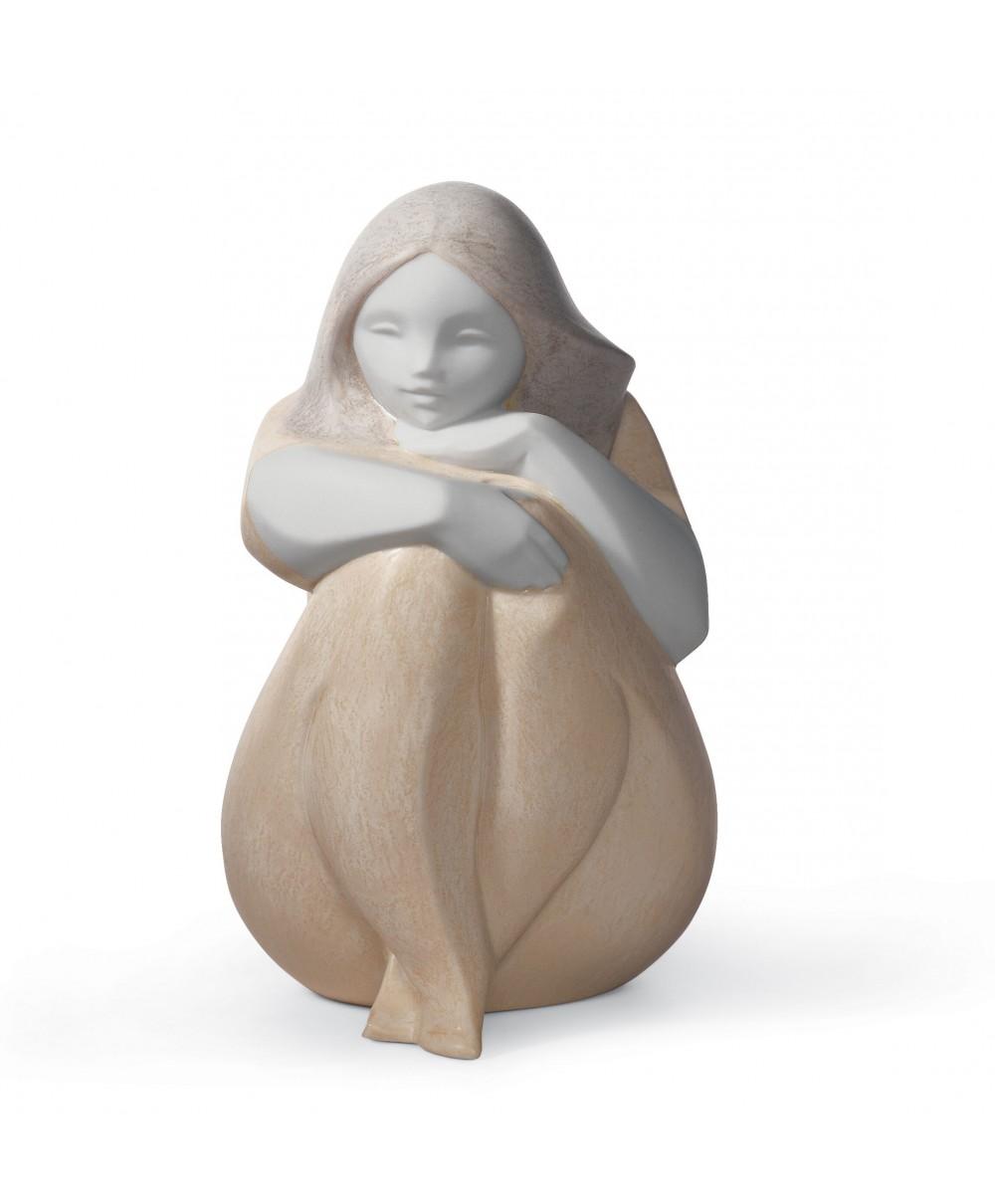 FIguras regalo de Lladró Figura Niña Sol