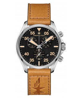 Reloj Hamilton Khaki Air Race Chrono Quartz 44mm