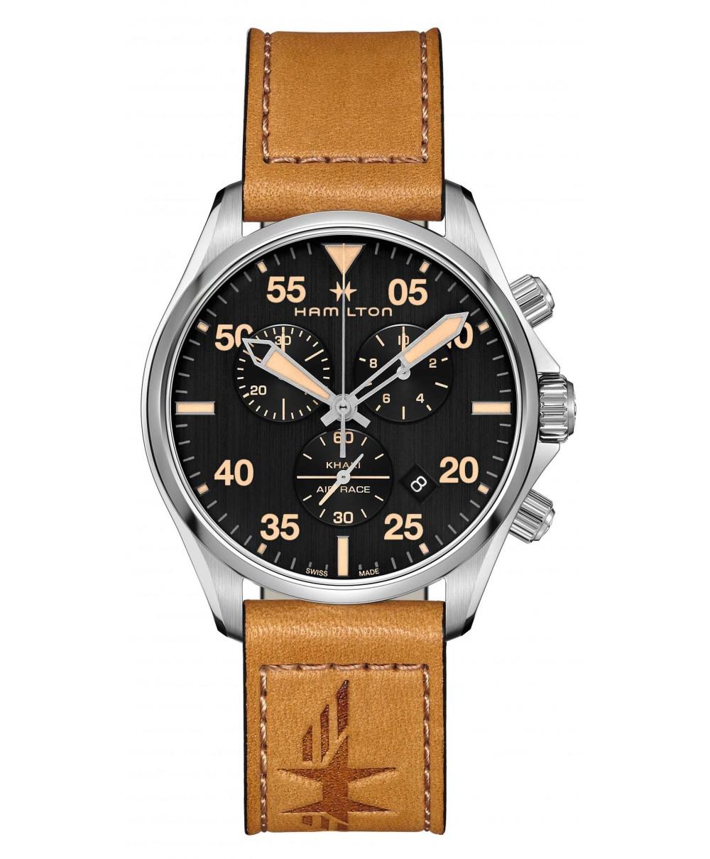 Reloj Hamilton Khaki Air Race Chrono Quartz 44mm