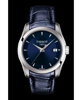 Reloj Tissot Couturier Lady Azul