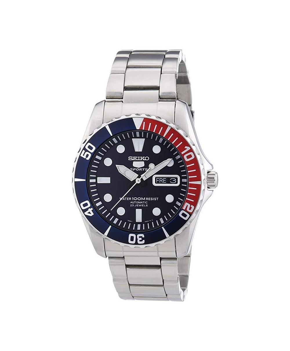 4642f8a90b4f Reloj Seiko Automatic Divers SNZF15K1