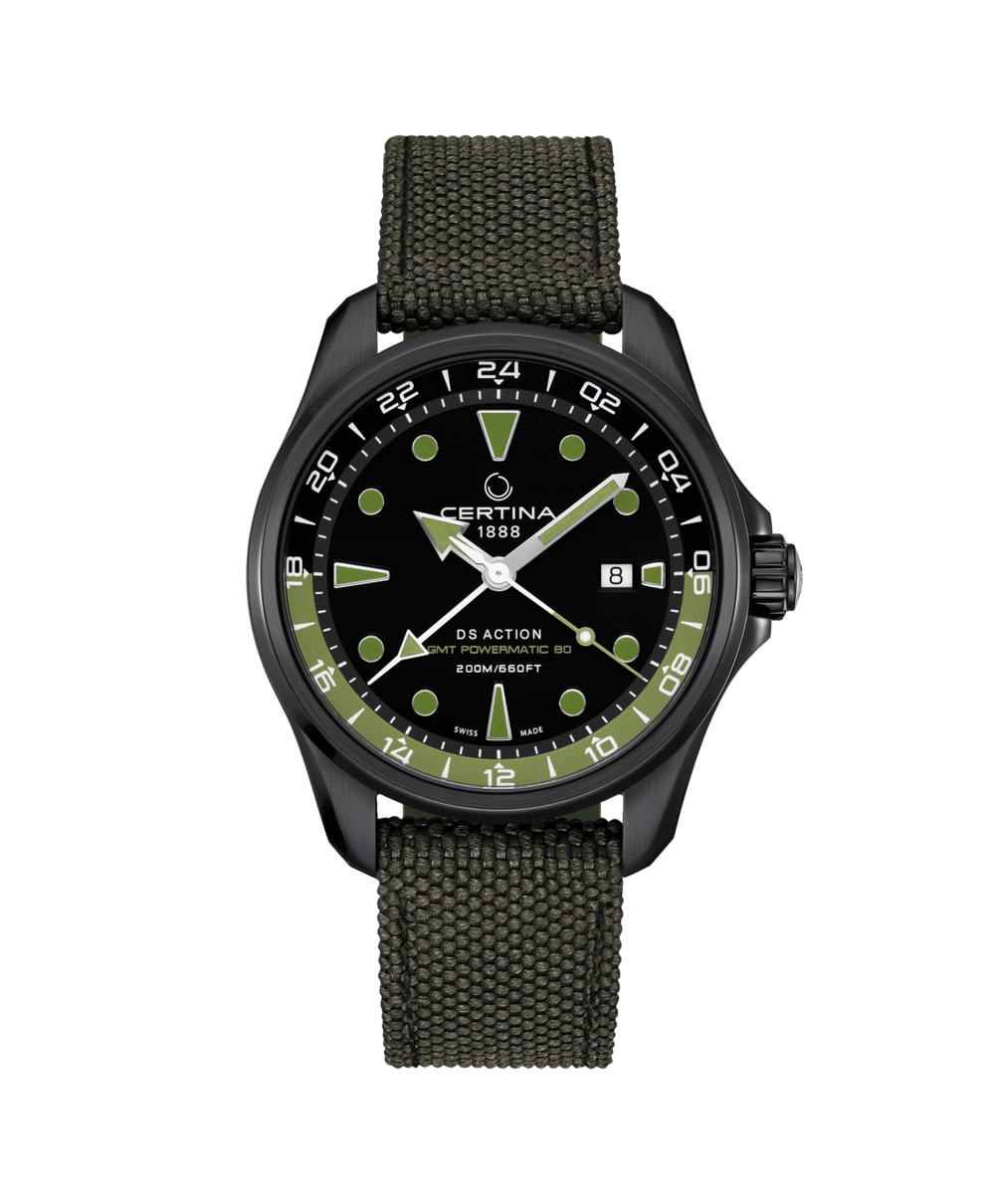 Reloj Certina DS Action GMT Powermatic 80