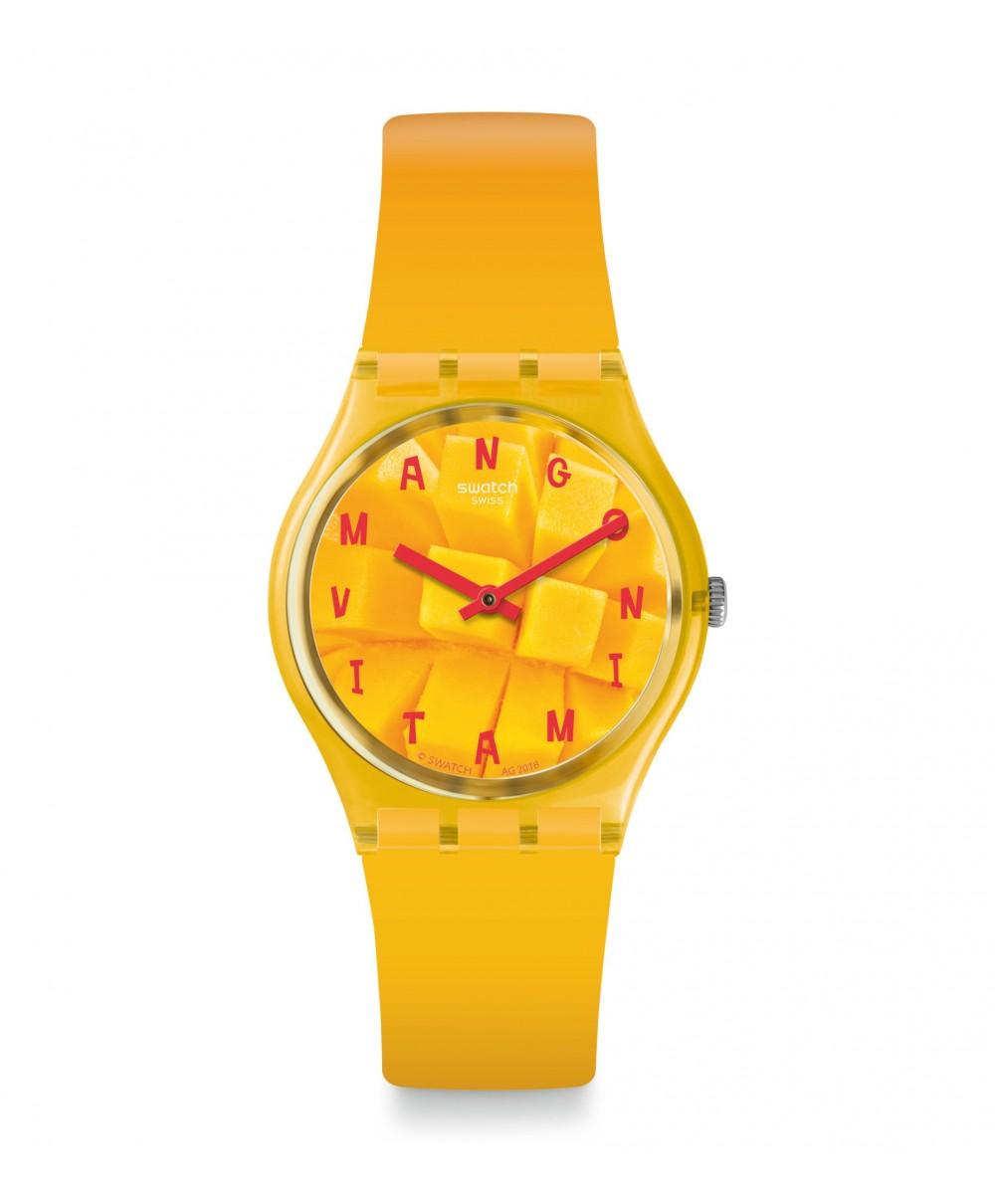 Reloj Swatch Coeur De Mangue GO119