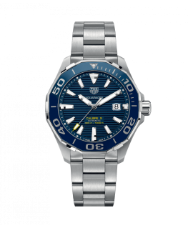 Reloj Tag Heuer Aquaracer Calibre 5 WAY201B.BA0927