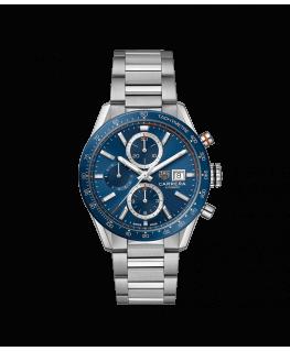 Reloj Tag Heuer Carrera Calibre 16 CBM2112.BA0651