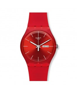 Reloj Swatch Red Rebel SUOR701