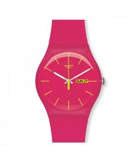 Reloj Swatch Rubine Rebel SUOR704